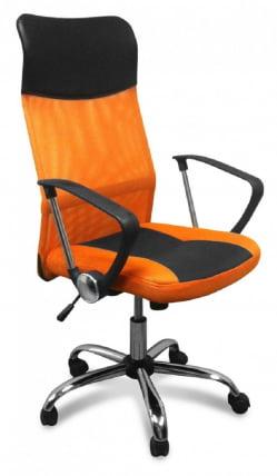 8011-MSC черно-оранжевый