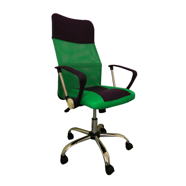 8011-MSC черно-зеленый
